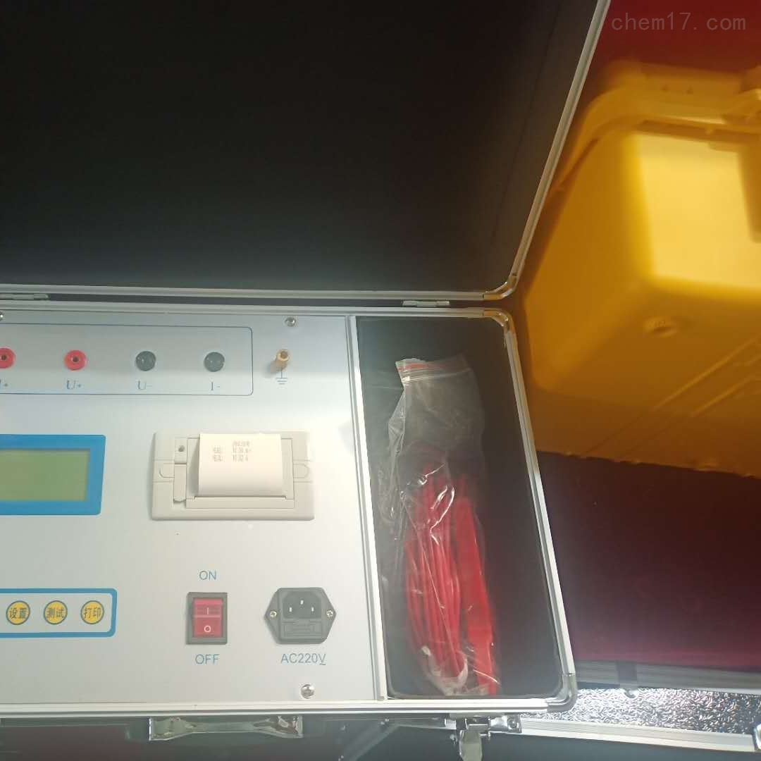 承装修试资质升级办理接地导通测试仪