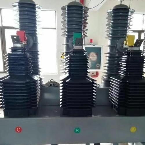 35KV柱上高压断路器 电站型ZW32-405/630A