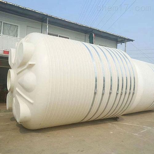 50吨蓄水罐抗冲击性能强