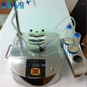 自动夹管集菌仪