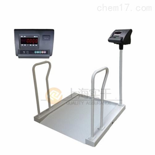 超低台面轮椅秤,碳钢轮椅透析秤