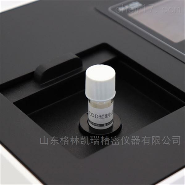 污水COD总氮检测仪技术