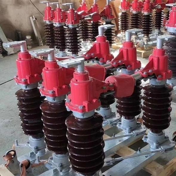 1250A耐污型高压隔离开关单柱型GW4-40.5