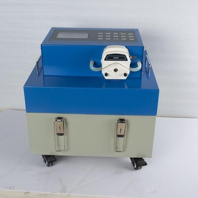 智能便携式水质采样器