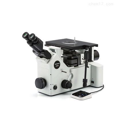奥林巴斯倒置金相显微镜GX53
