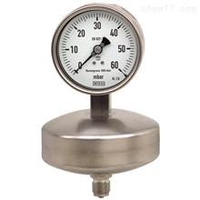 632.51德国威卡WIKA不锈钢材质膜盒式压力表