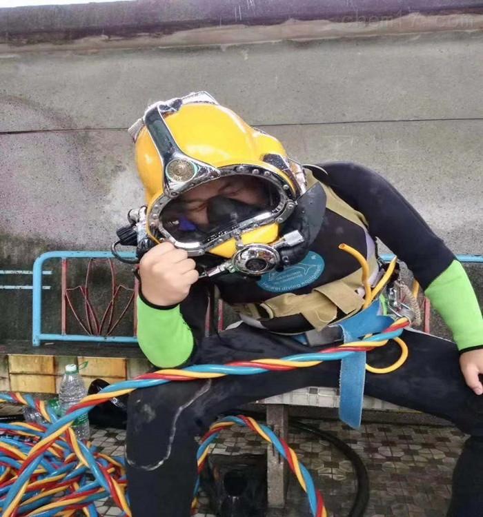 雅安市水下管道堵漏公司