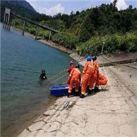青海省水下管道封堵公司
