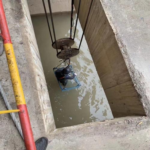 丹东市水下管道堵漏公司
