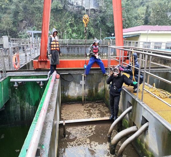 日照市水下管道堵漏公司
