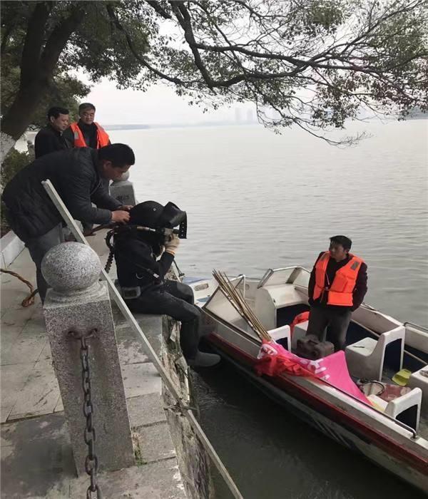 金华市水下闸门堵漏公司