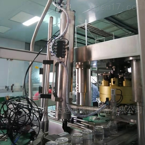 河南饮料液氮加注机供应厂家
