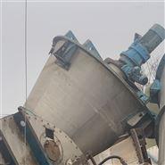出售大量二手螺带 饲料 双轴混合机搅拌机