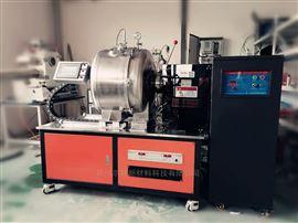 KZGL-120-25黄金提纯用真空蒸馏炉