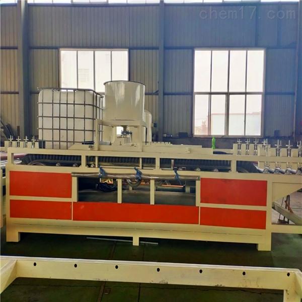 渗透硅质板生产线安装操作步骤使用教程