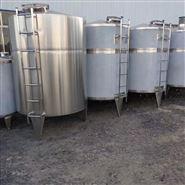 出售二手60吨不锈钢储罐