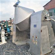 全国回收二手不锈钢真空双锥干燥机