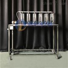 工業污水可生化性實驗(6組)設備
