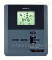 7110实验室电导率电阻/盐度/TDS/温度测定仪