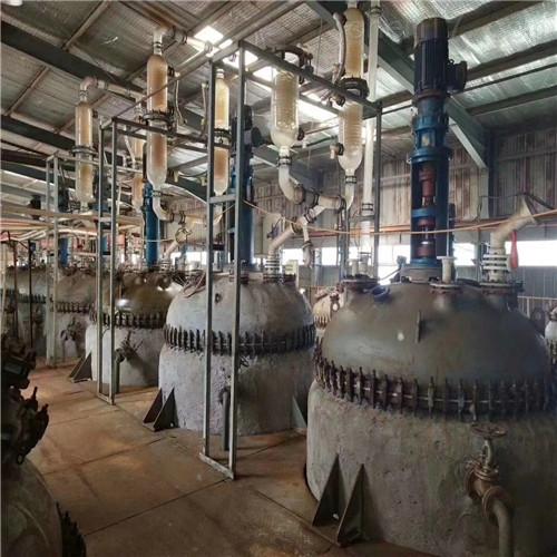化工设备回收二手化工设备生产线