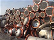 10二手列管不锈钢冷凝器