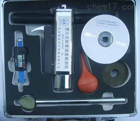 貫入式砂漿強度檢測儀