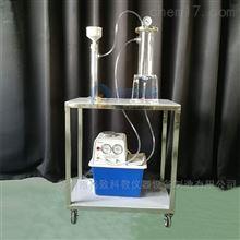 GZW132污泥比阻测定实验装置(单组)