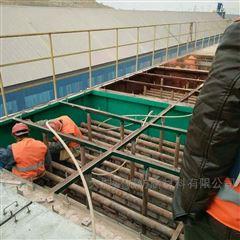 环氧玻璃鳞片涂料污水池施工价格