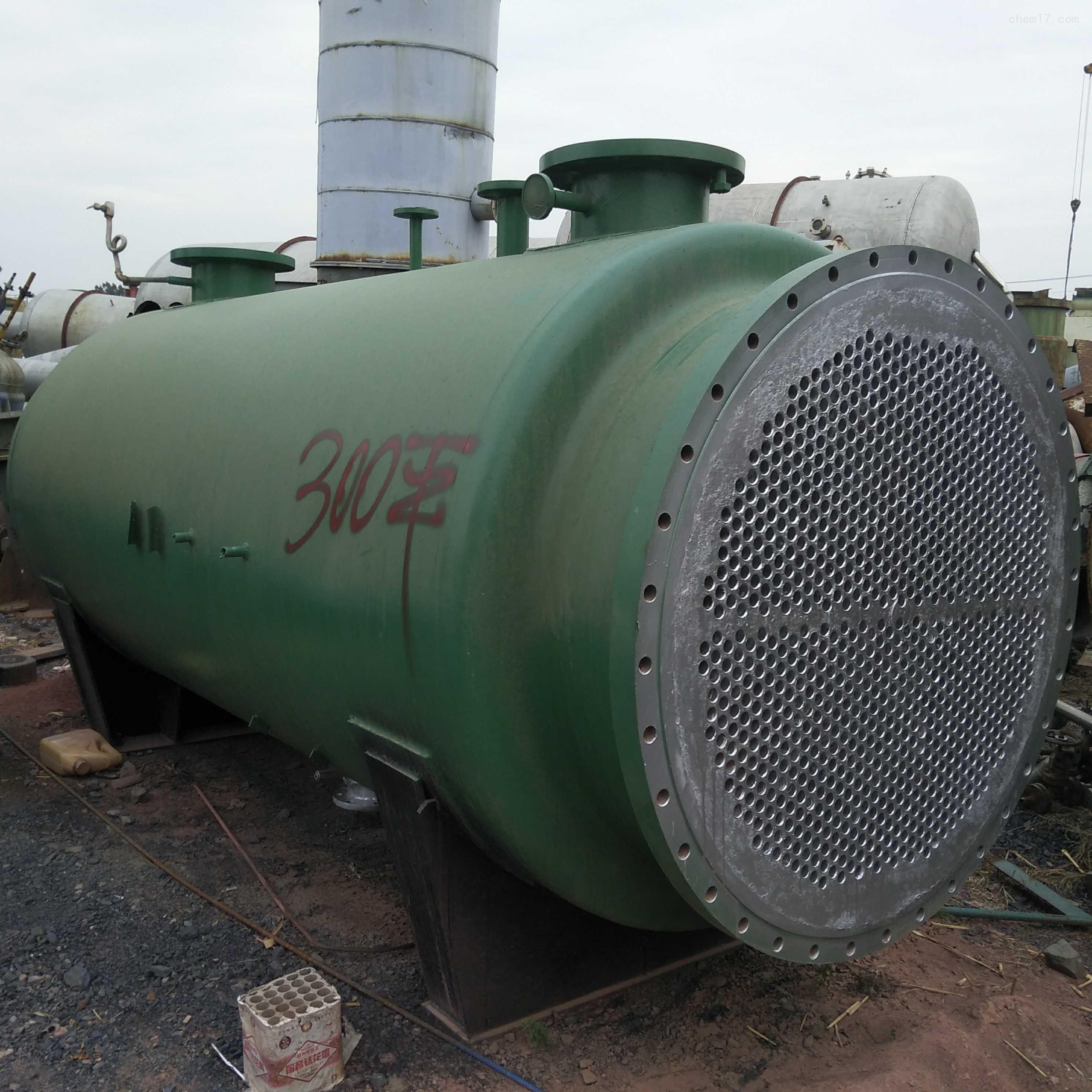 回收搪瓷冷凝器