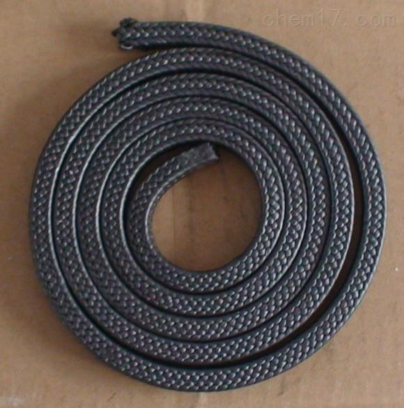现货供应黑四氟盘根厂家-含油黑四氟盘根价格