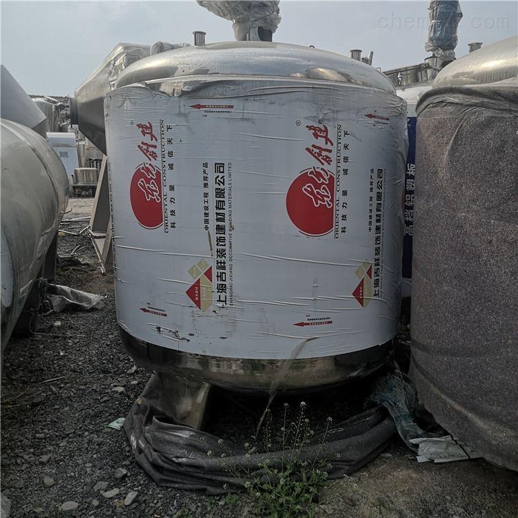 二手不锈钢搅拌罐出售/回收