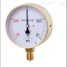 第 1 计器 通用形压力计75φ   2.5Mpa