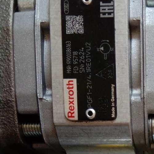 德国Rexroth齿轮泵原装进口