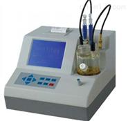 拓科牌卡尔费水分检测仪   微量水份测试仪