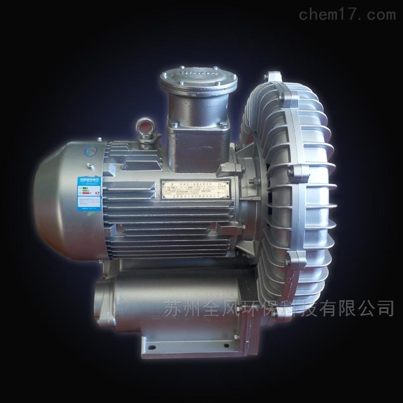 5.5kw单叶轮旋涡风机