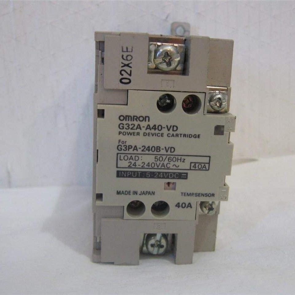 欧姆龙OMRON加热器用固态继电器
