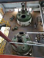 低价转让二手10吨化工搪瓷反应釜价格