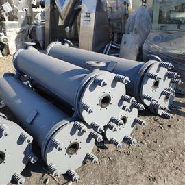 高价收购二手不锈钢列管冷凝器