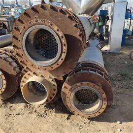 专业回收二手20平方列管式冷凝器