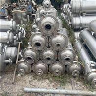 厂家出售二手5平方到500平方不锈钢冷凝器