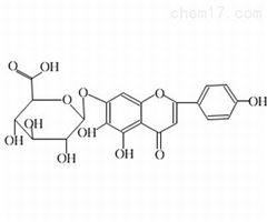 野黄芩苷性能标准品实验用途