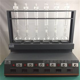 JTZL-6C智能氨氮蒸馏仪