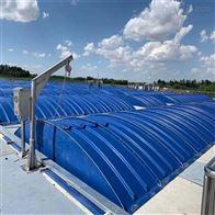 支持定制玻璃钢污水池拱型盖板