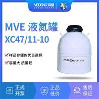 XC47/11-10MVE液氮罐