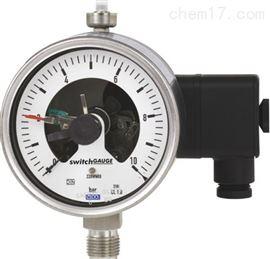 716.05德国WIKA威卡紧凑型设计高压安全保护差压表