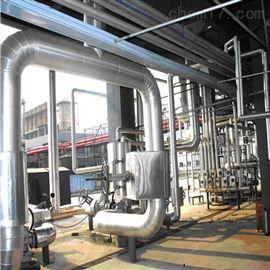 大同燃气管道铁皮保温施工制作方法