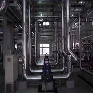 橡塑铝皮管道保温施工节能效果