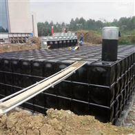 临汾地埋式箱泵一体化泵站的优点