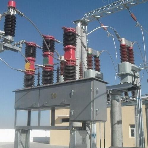 ZW7-40.5/1250A厂家35KV电站型真空断路器