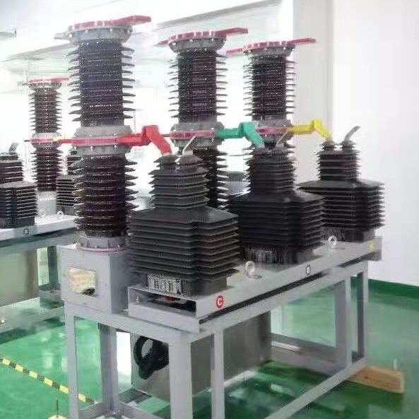 安阳市ZW7-40.5电站型真空断路器35KV